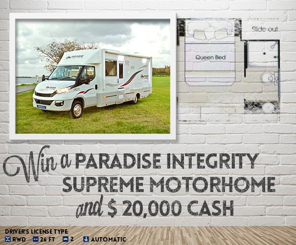 Paradise Motorhome