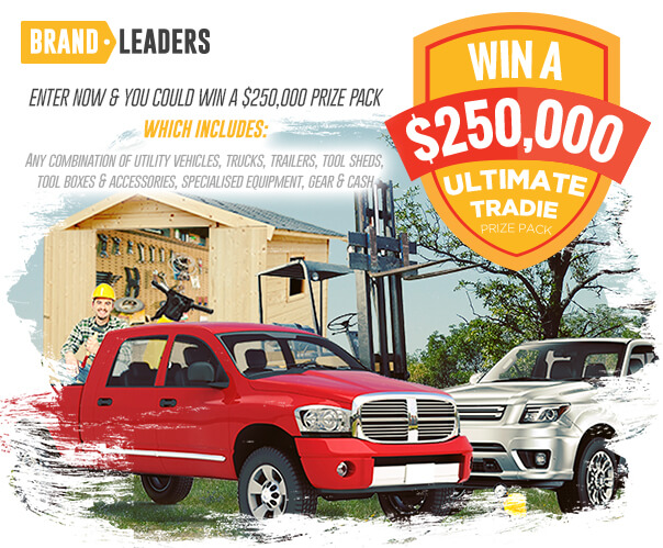 BL THUMB 3 Tradie Prize Pack